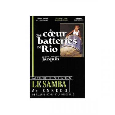 Le samba de Enredo (DVD)