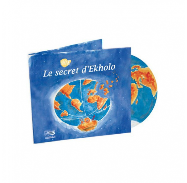 Le secret d'Ekholo - CD