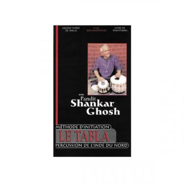 Le Tabla - Pandit Shankar Ghosh (DVD)
