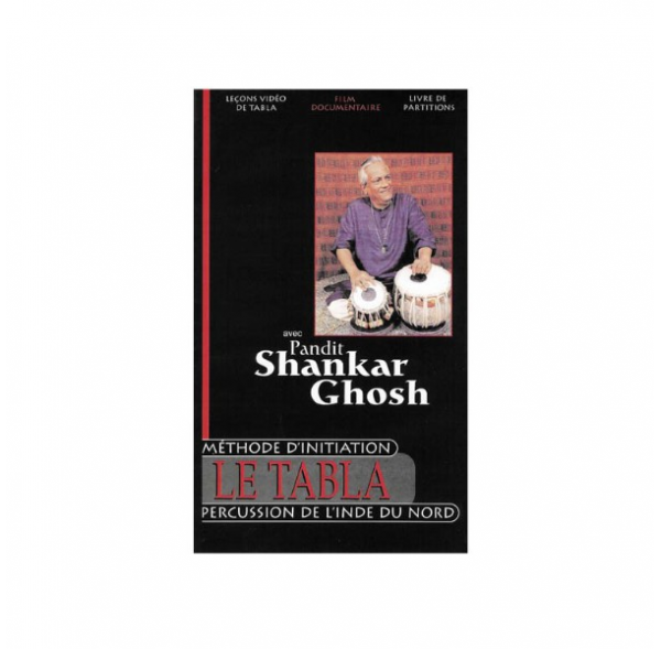Le Tabla - Pandit Shankar Ghosh (DVD)
