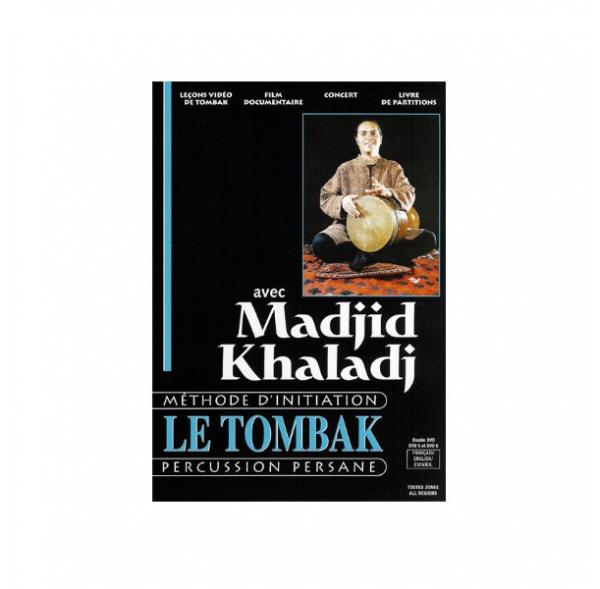 The Tombak, by Majid Khaladj
