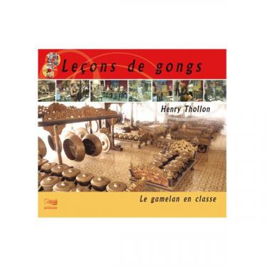 Leçons de gongs - Livre + CD + DVD