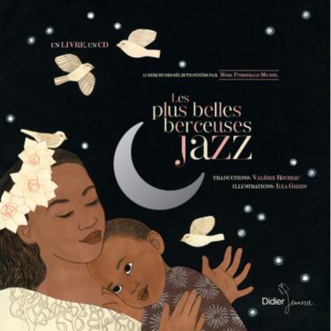 Les plus belles berceuses jazz - Livre + CD