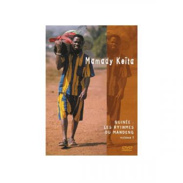 """Les rythmes du Mandeng (""""Mandinka rhythms"""")- vol 1- Mamady Keita"""