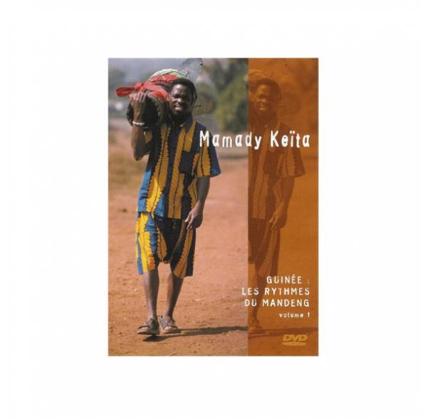 Les rythmes du Mandeng ('Mandinka rhythms')- vol 1- Mamady Keita