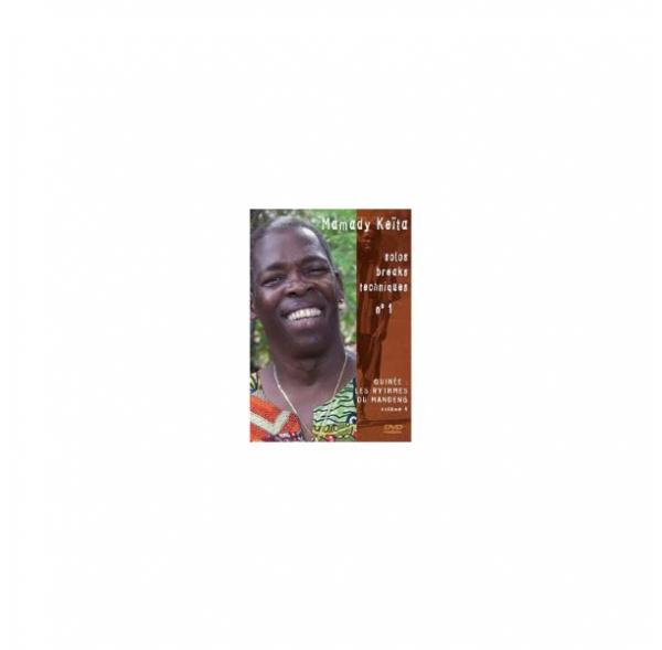 Les rythmes du Mandeng - Mamady Keïta - Vol 4
