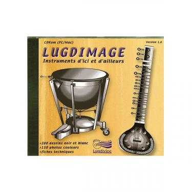 Lugdimage - Instruments d'ici et d'ailleurs - CD