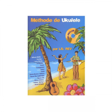 "Methode de Ukulélé (""Ukulele method""), by lil'Rev"