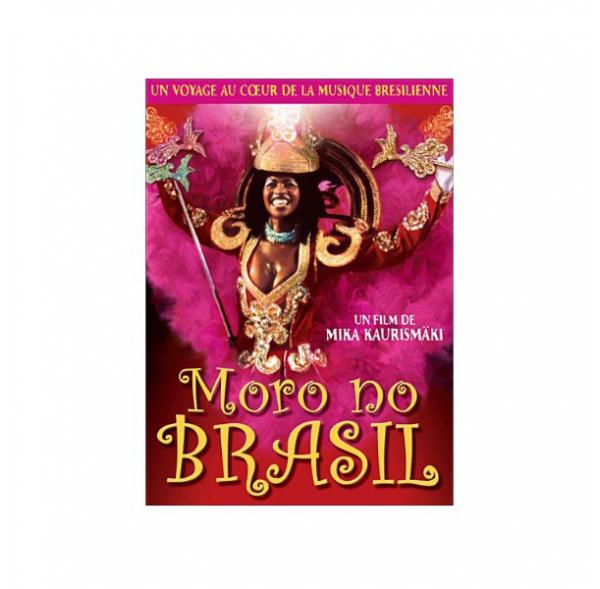 Moro no Brasil - DVD