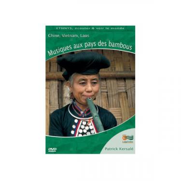 Musiques aux pays des bambous - DVD