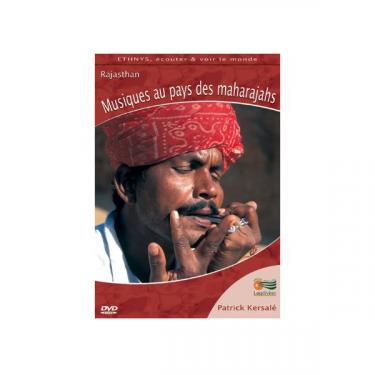 Musiques aux pays des maharajas - DVD