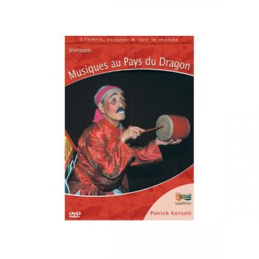Musiques aux pays du dragon - DVD