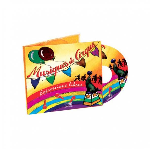 Musiques de Cirque - CD