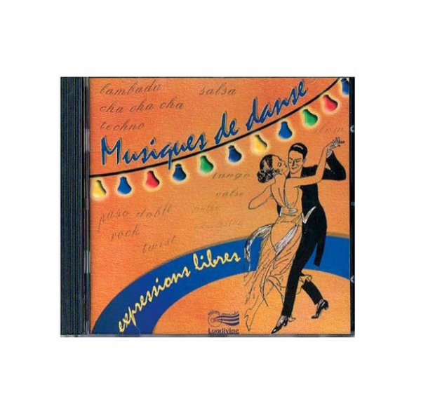 Musiques de Danse - CD
