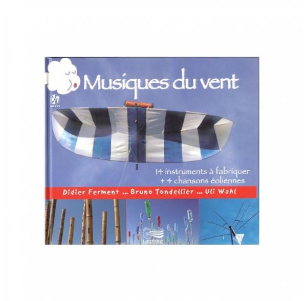 Musiques du vent - (Livre + CD)