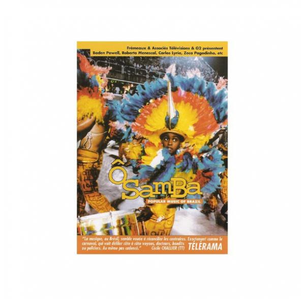 Ô Samba - DVD