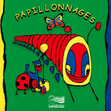 Papillonnages - CD