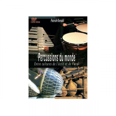 Percussions du monde - Coffret 2 DVD