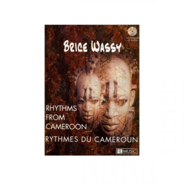 Rhythms of Cameroon - Brice Wassy - (Book + CD)