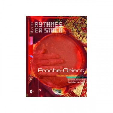 Rythmes en stock - Proche Orient - Livre