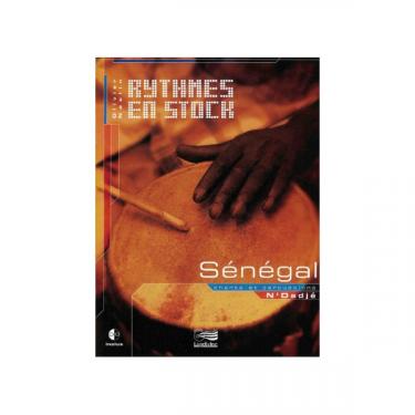 Rythmes en stock - Sénégal - Livre