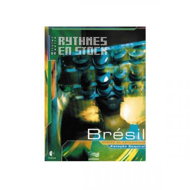Rythmes en stock : Brésil - Livre