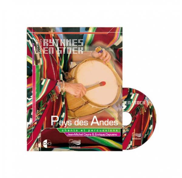 """Stock rhythms: Andes"" Vol. 3 - Book + CD"
