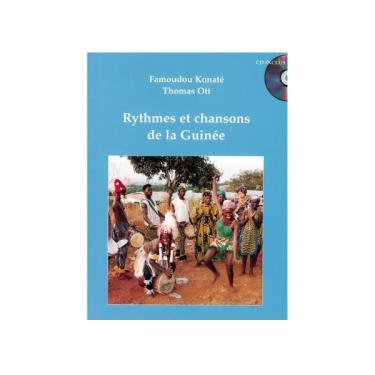 Rythmes et chansons de la Guinée - Famoudou Konate