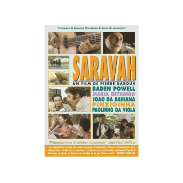 Saravah, directed by Pierre Barouh - DVD