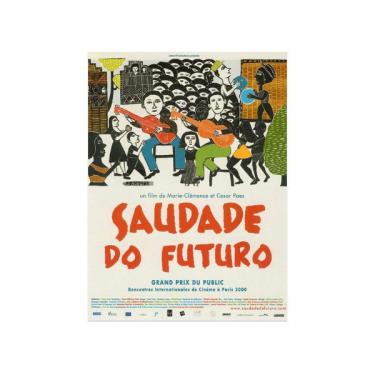 Saudade do futuro de César Paes - DVD