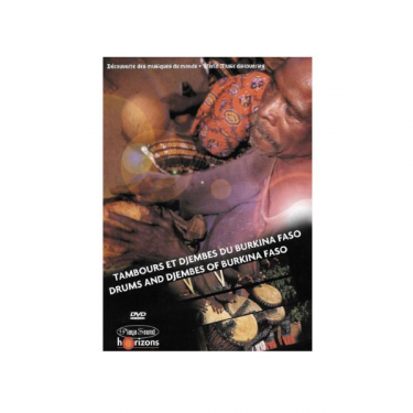 Tambours et djembés du Burkina-Faso (DVD)