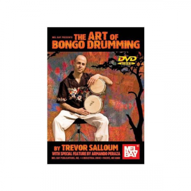 The Art of Bongo Drumming - Trevor Salloum