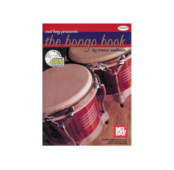 The bongo book, by Trevor Salloum - Book + cd