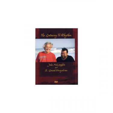 The gateway to Rhythm - J.McLaughlin & S. Ganesh Vinayakram (DVD)