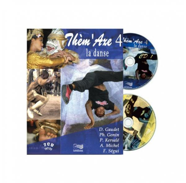 Thèm'Axe - La Danse - Livre + 2 CD