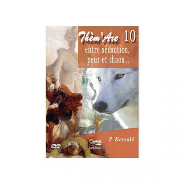 Thèm'Axe 10 - Entre séduction, peur et chaos - Coffret 2 DVD