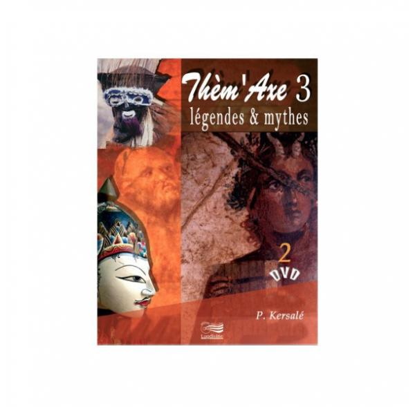 Thèm'Axe 3 - Légendes et Mythes - Coffret 2 DVD