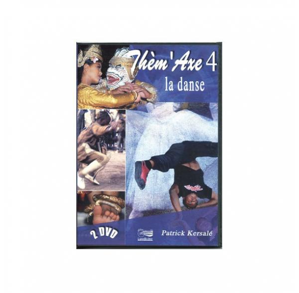 Thèm'Axe 4 - La Danse - Coffret 2 DVD