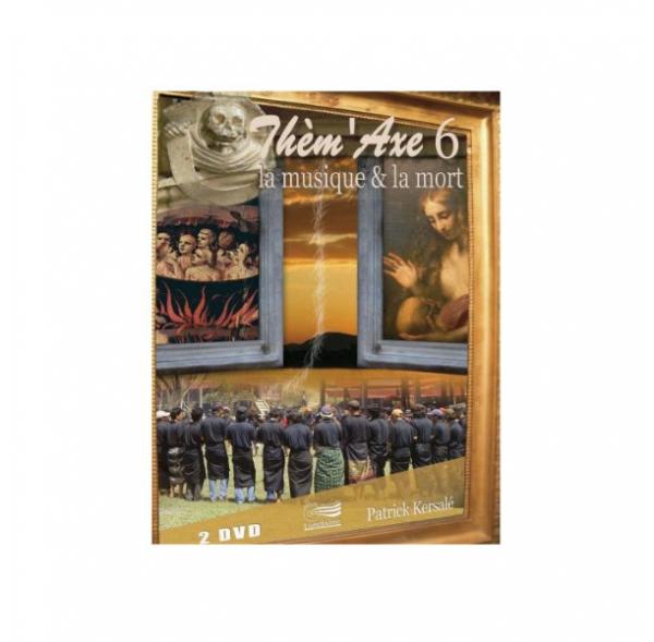 Thèm'Axe 6 - La musique et la mort - Coffret 2 DVD