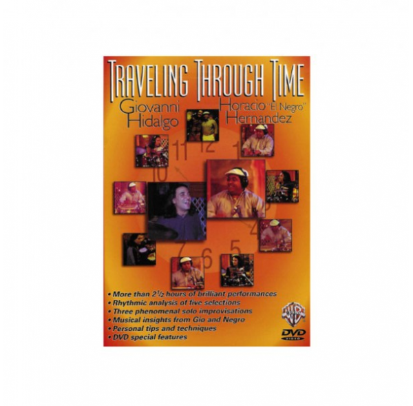 Traveling through time - G. Hidalgo & H. 'El Negro' Hernandez