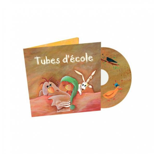 Tubes d'école - CD