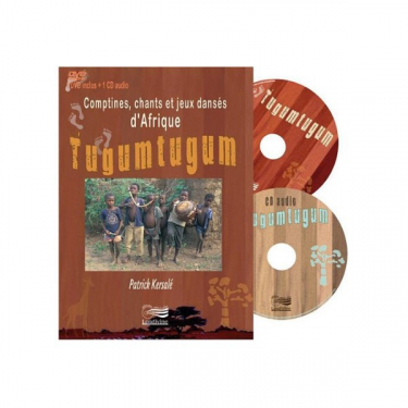 Tugumtugum - Livret + DVD + CD