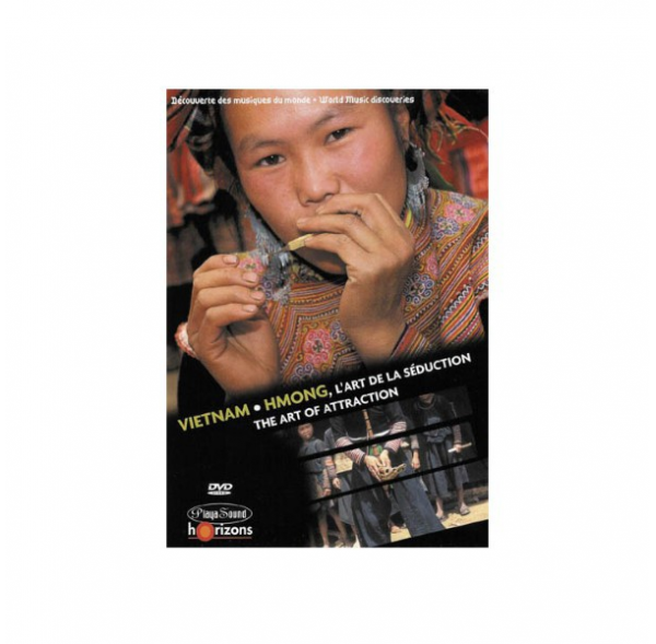 Vietnam - L'art de la séduction - DVD