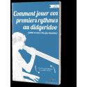 Méthode de didgeridoo pour débutant - Gauthier Aubé - Livre + CD