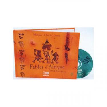 Fables d'Afrique - Livre + 2 CD