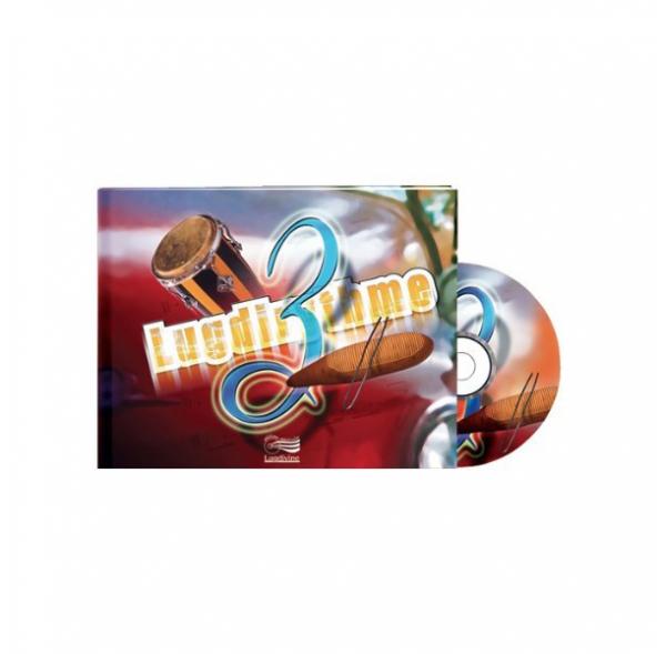 Lugdirythme 3 - Livre + CD