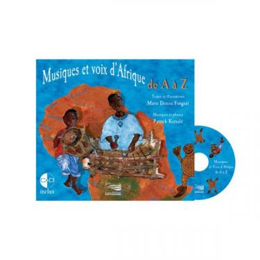 Musiques et voix d'Afrique - CD