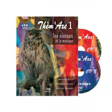 Thèm'Axe - Les oiseaux - Livre