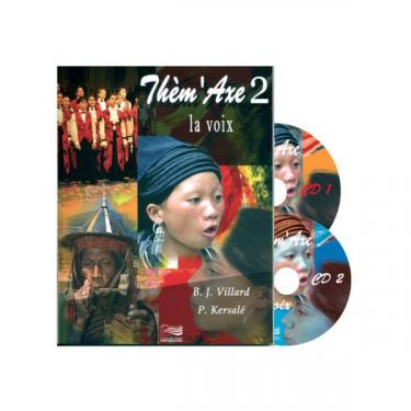Thèm'Axe - La Voix - 2 CD
