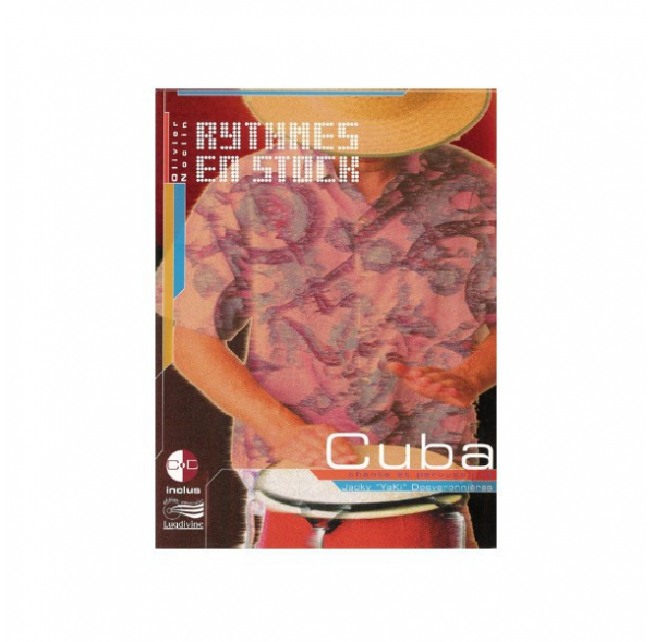 """Stock rhythms: Cuba"" Vol. 3 - Book + CD"